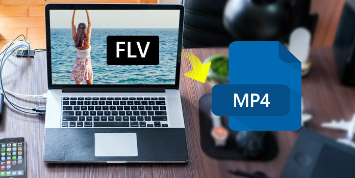 FLV a MP4 en Mac