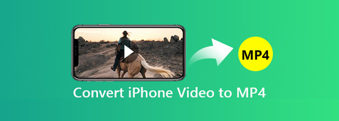 Konvertera iPhone MOV till MP4