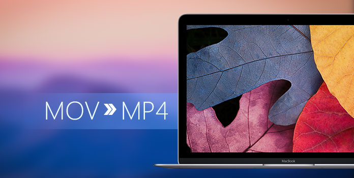 MOV a MP4 en Mac