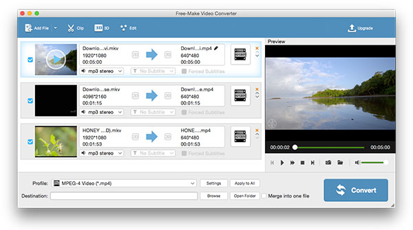 convert mp3 to video software