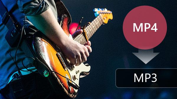 MP4 إلى MP3