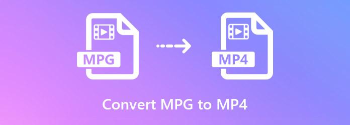 تحويل MPG إلى MP4