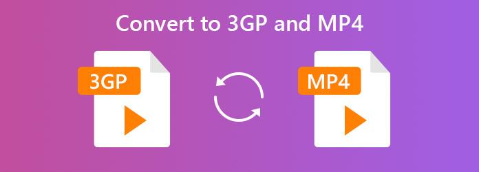 Konwertuj na 3GP na MP4