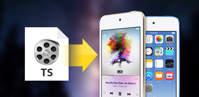 Convert TS to iPod with TS to iPod Converter