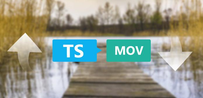 Konwertuj TS na MOV z TS na MOV Converter