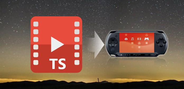 Converti TS in PSP con Convertitore TS a PSP