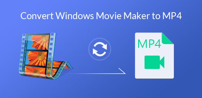Převod souborů programu Windows Movie Maker na MP4