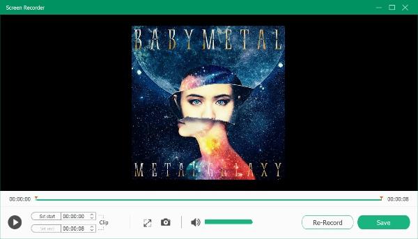 Enregistrer de la musique WMA en MP4
