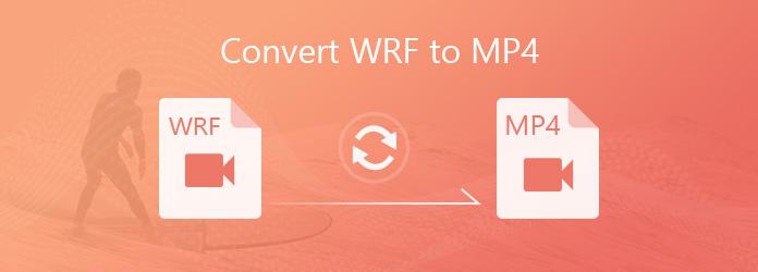 Konwertuj WRF na MP4