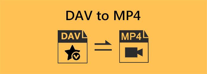 DAV till MP4