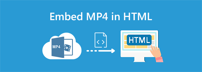 Integrer MP4 i HTML
