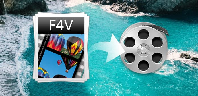 Come convertire F4V in formati video