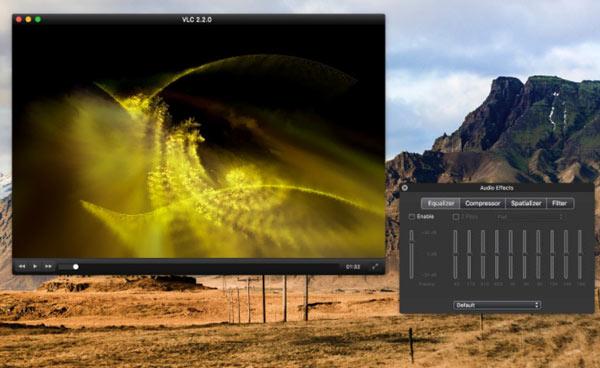VLC FLV Player