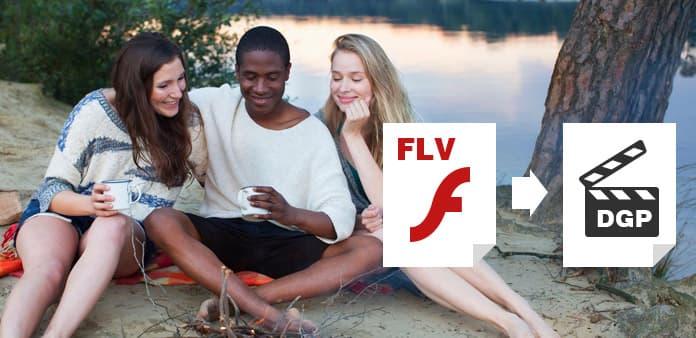 FLV إلى DPG