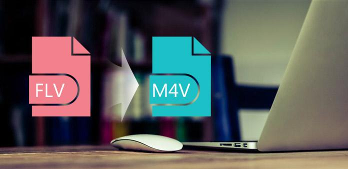 FLV to M4V on Mac
