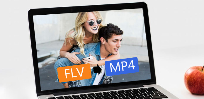 FLV til MP4 på Mac