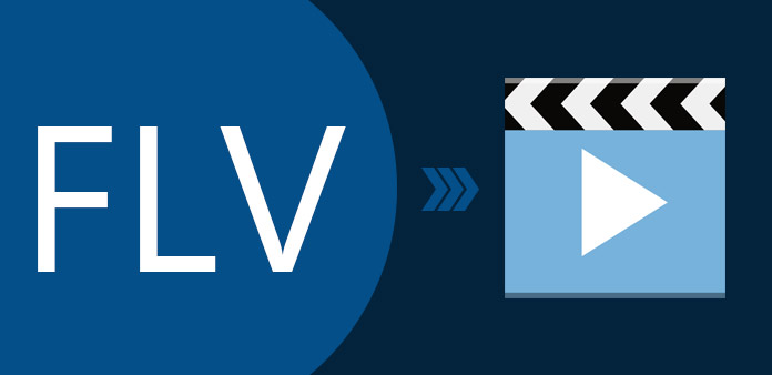 Bruk FLV Converter
