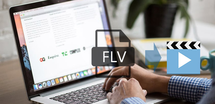 Diğer Biçimlere FLV