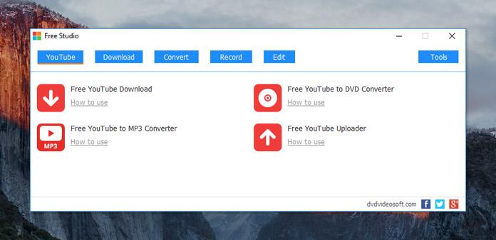 Free Studio for Mac
