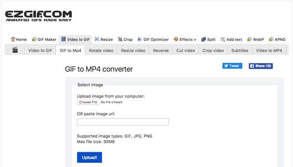 How to convert gif to mp4 with top 15 methods top 6 how to convert gif to mp4 on computer with filmora video editor negle Gallery