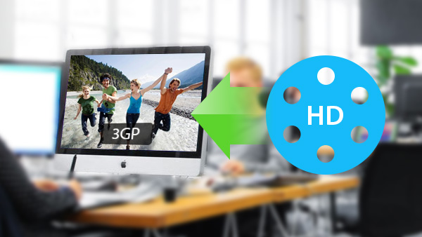 Convert HD Video to 3GP File with HD Video Converter