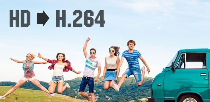Преобразование HD в H-264