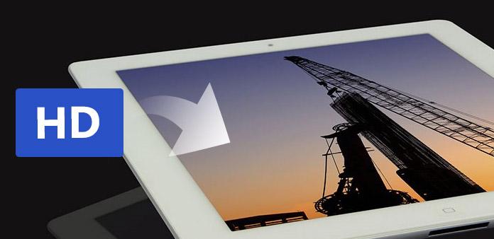 HD vers iPad 2