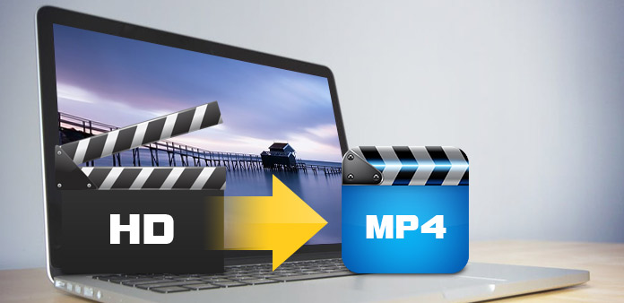 HD til MP4 på Mac