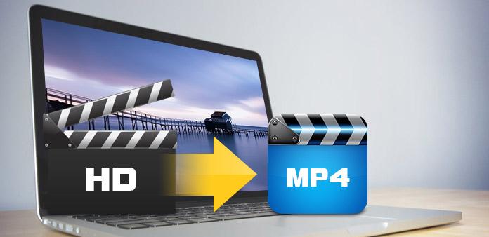 HD till MP4 på Mac