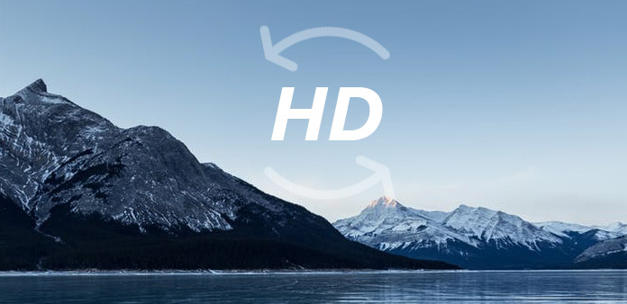 Slik konverterer du HD-video