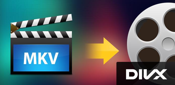 Как конвертировать MKV в Divx
