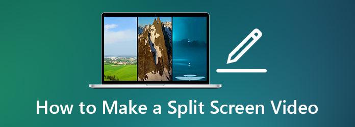 Jak vytvořit video na rozdělené obrazovce