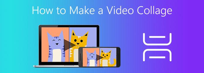 Jak si vyrobit video koláž