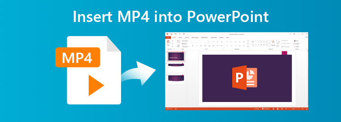 Insert MP4 Videos into PowerPoint