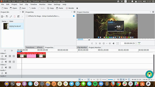 basic video editing software