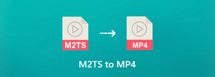 M2ts إلى MP4