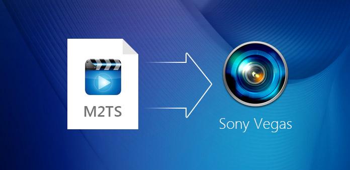 Sony Vegas Düzenleme için Sony HDR-XR200V / 520V MTS / M2TS MOV dönüştürün