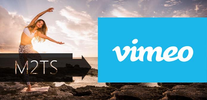 Converti / Carica i file Canon HF100 MTS / M2TS su Vimeo per la condivisione