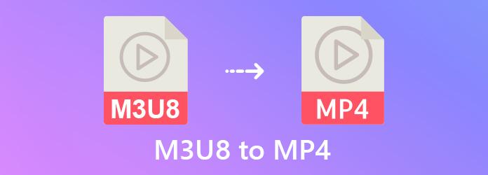 M3U8 až MP4