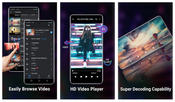 HD فيديو لاعب