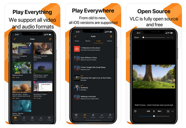 VLC pro Android / VLC pro mobilní zařízení