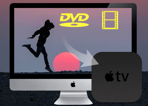 Převod a úpravy DVD a videa na Apple TV video / audio na Mac