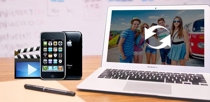 använd Mac iPhone 3G Converter