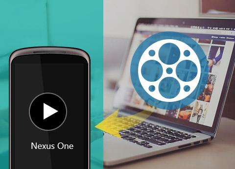 Mac Video na zařízení Nexus One