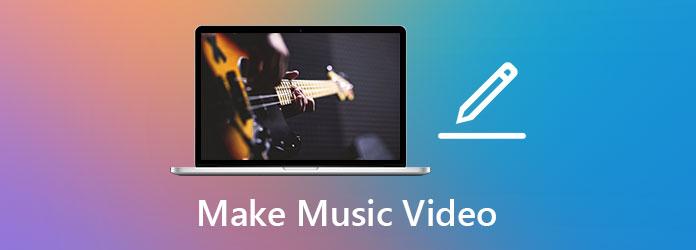 Vytvořte hudební video