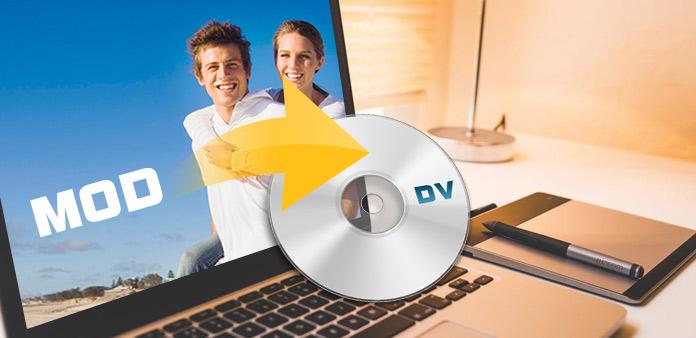 MOD σε DV σε Mac