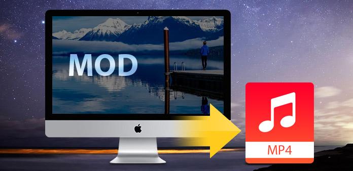 MOD à MP4 sur Mac