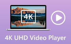 مشغل فيديو 4K UHD