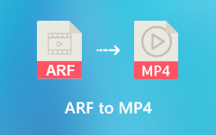 ARF az MP4-re