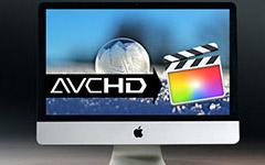 AVCHD importálása